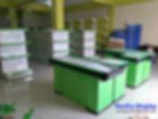 minimarket, muebles de caja