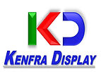 Logo Kenfra Display