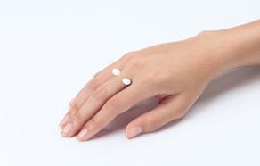 Anel de Pedrinhas – R$160,00   Preços variam de acordo com a pedra