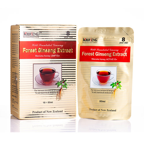 Forest Ginseng Extract with UMF15+ Manuka Honey