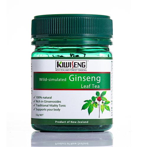 Ginseng Leaf Tea