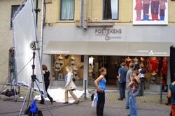 TV opnames VTM serie CLAN