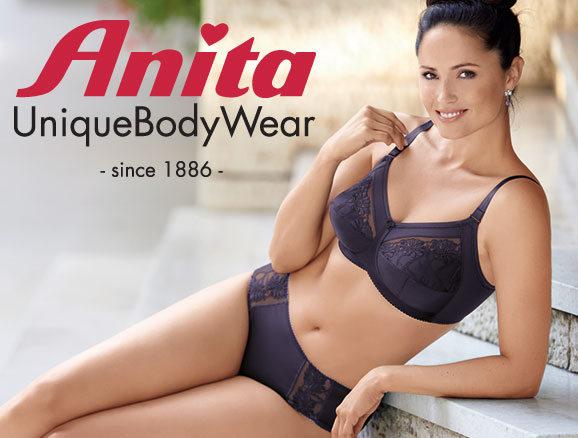 Anita - BH's met en zonder beugel