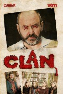Opnames VTM serie CLAN bij Poetekens