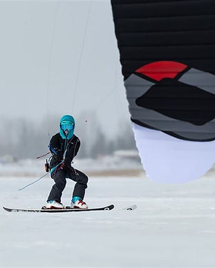 Kite boarder magazine Aymeric Pierrat Ph