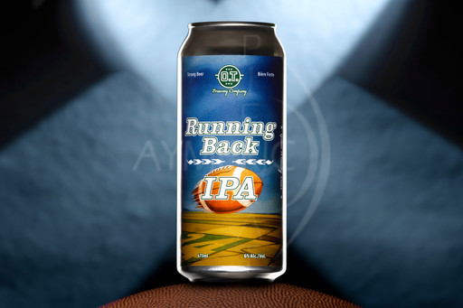 OT Brewing company Running Back