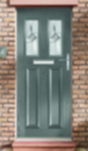 Ludlow Composite Door Classic