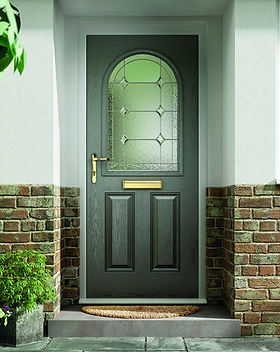 Classical Composite Door