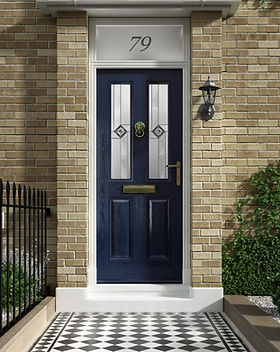 Next Gen Composite Door