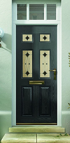 Hopton Composite Door