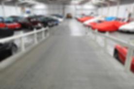 car storage Autostore