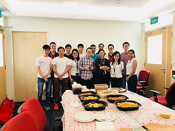 Prof Yeong Research Group Meeting