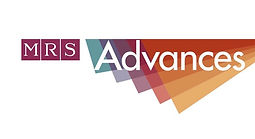 Just accepted paper in MRS Advances