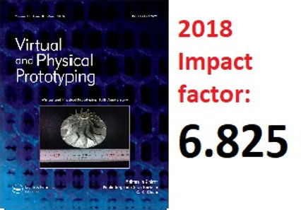 We are proud to announce that VPP has received its first impact factor of 6.825!!
