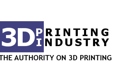 Our research work is featured in 3DPrintingIndustry.com!