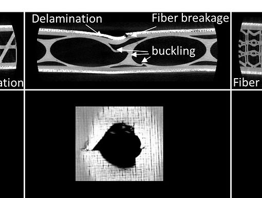 Latest paper accepted in Journal of Sandwich Structures and Materials