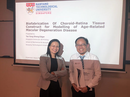 Congrats to Dr. Edgar Tan for your successful defence!