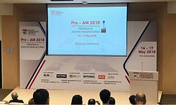 Progress in Additive Manufacturing Conference 2018
