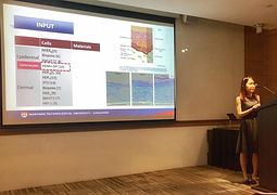Dr Lee Jia Min's presentation at 12th Asia Pacific Burn Congress