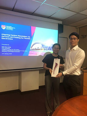Congrats to Guo Liang for your successful defence!