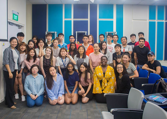 We are happy to host the summer class of 2018 on Bioprinting