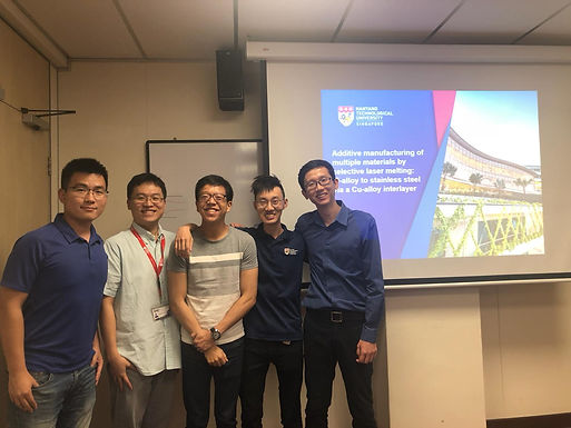 Congratulations to Cher Fu for passing his PhD oral defence!