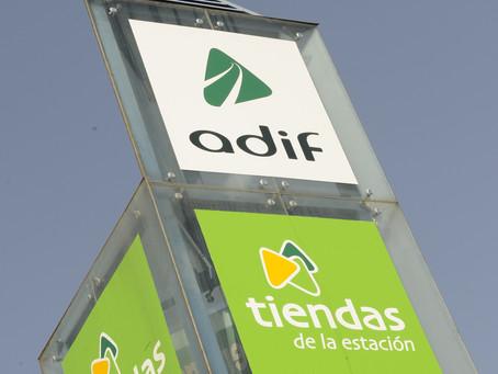 Tiendas de la estación, Adif solidarias con la Federación Española de Bancos de Alimentos