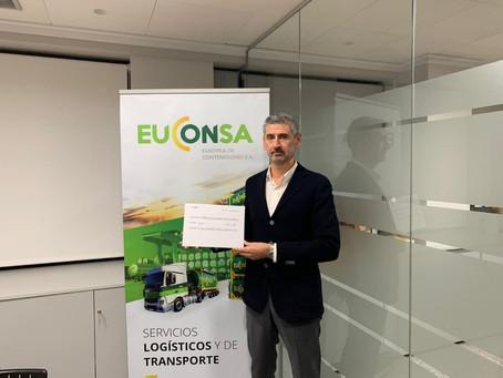 EUCONSA solidarios con la labor de FESBAL y sus 54 Bancos de Alimentos