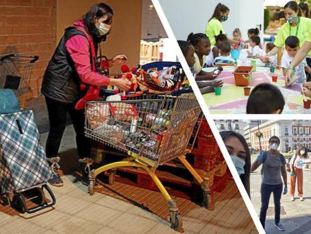 Proyectos solidarios premiados por Kellogg y FESBAL distribuirán 15.000 desayunos