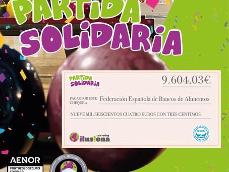 """Grupo Ilusiona y las """"Partidas de Bowling Solidarias""""  beneficiarán a más de 4.800 familias"""