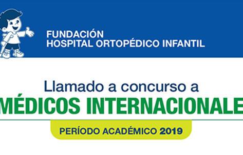 Llamado a Concurso Médicos Traumatólogos y Ortopedistas Internacionales