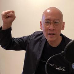 Francis Jue as Cheng Jūn Photo: Courtesy Artist