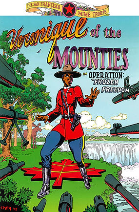 Veronique of the Mounties