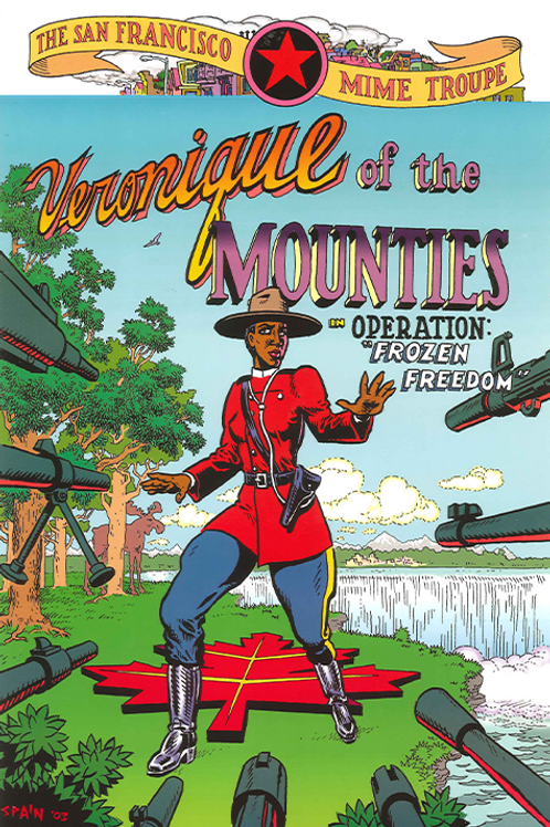 Veronique of the Mounties: In Operation Frozen Freedom