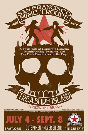 2019 - Treasure Island!