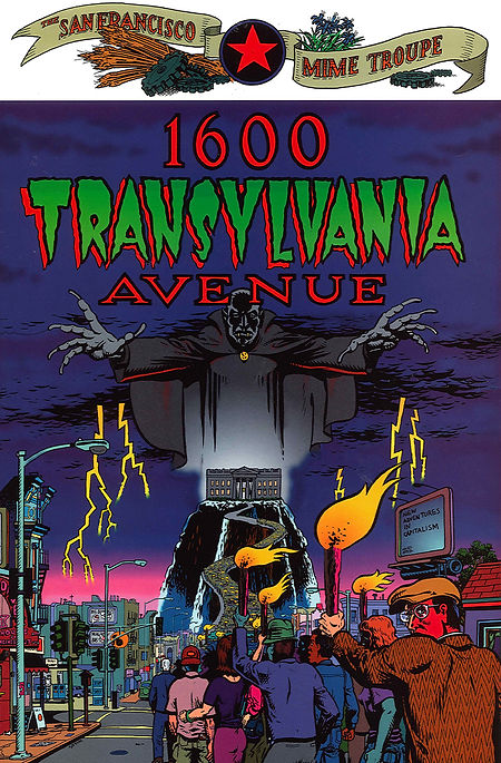 1600 Transylvania Avenue