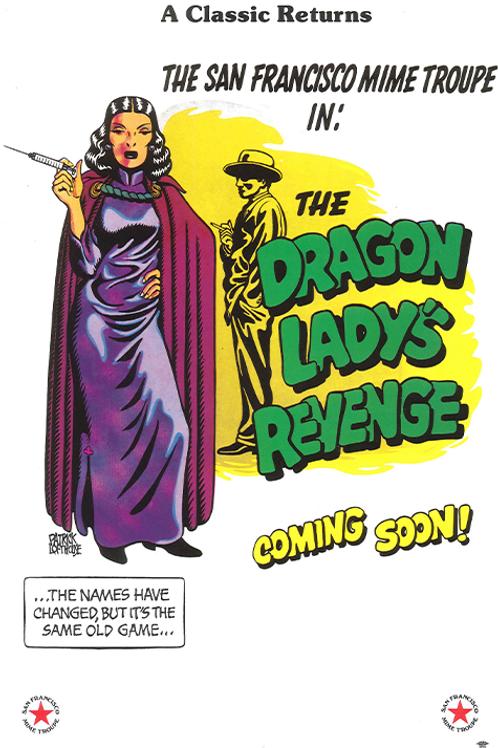 The Dragon Lady's Revenge (A Classic Returns)