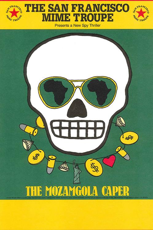 Mozamgola Caper (Skull)