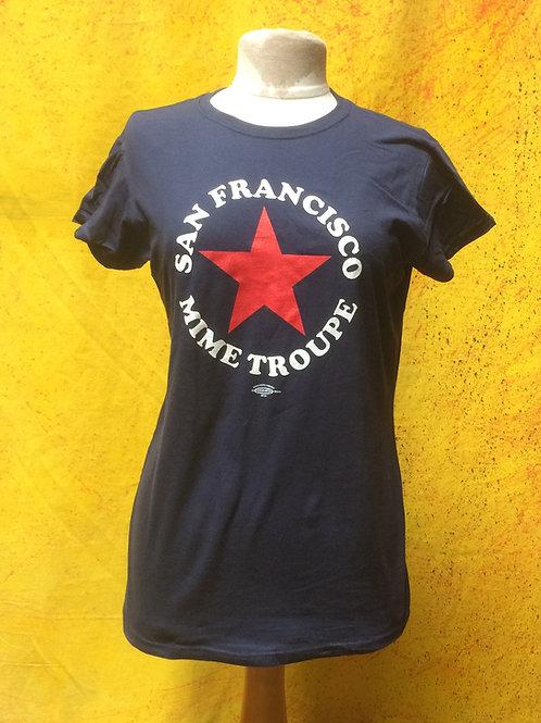 The Classic Women's Cap Sleeve T-Shirt!
