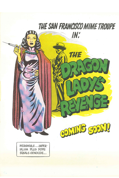 The Dragon Lady's Revenge (Color)