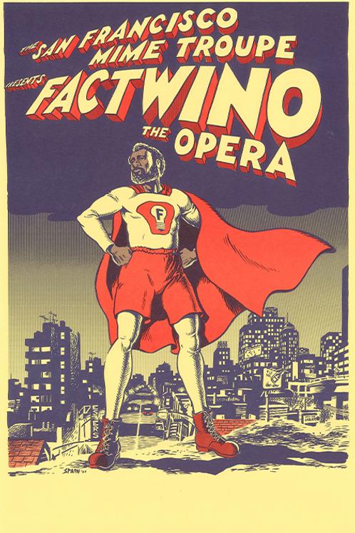 Factwino the Opera