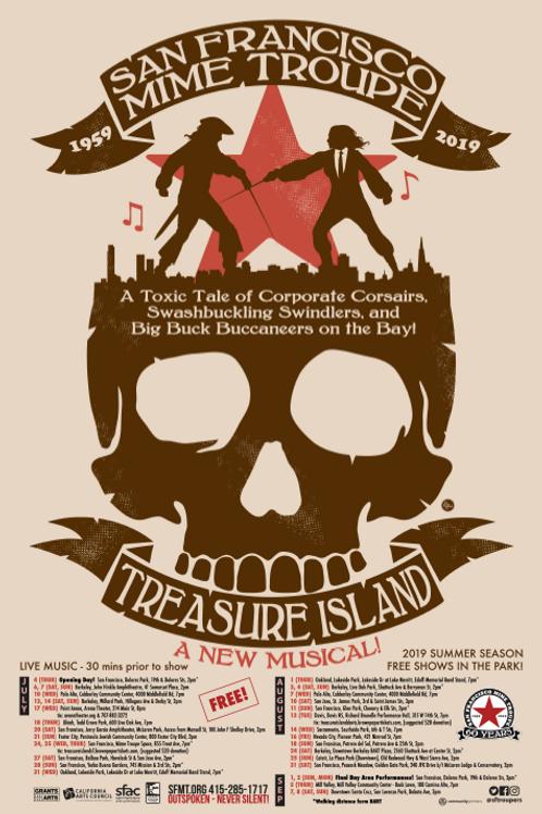 Treasure Island!