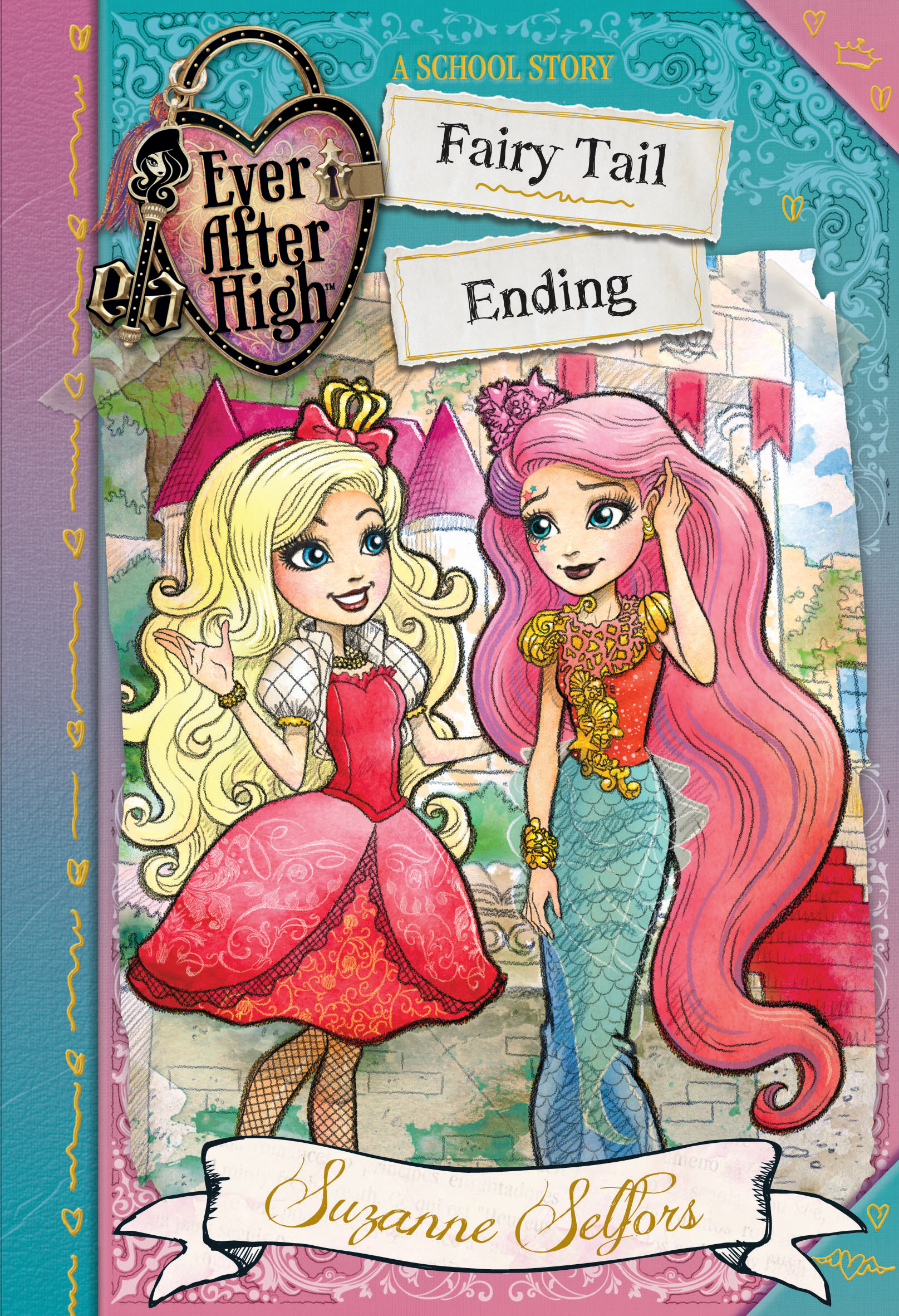 The Ever After High Books