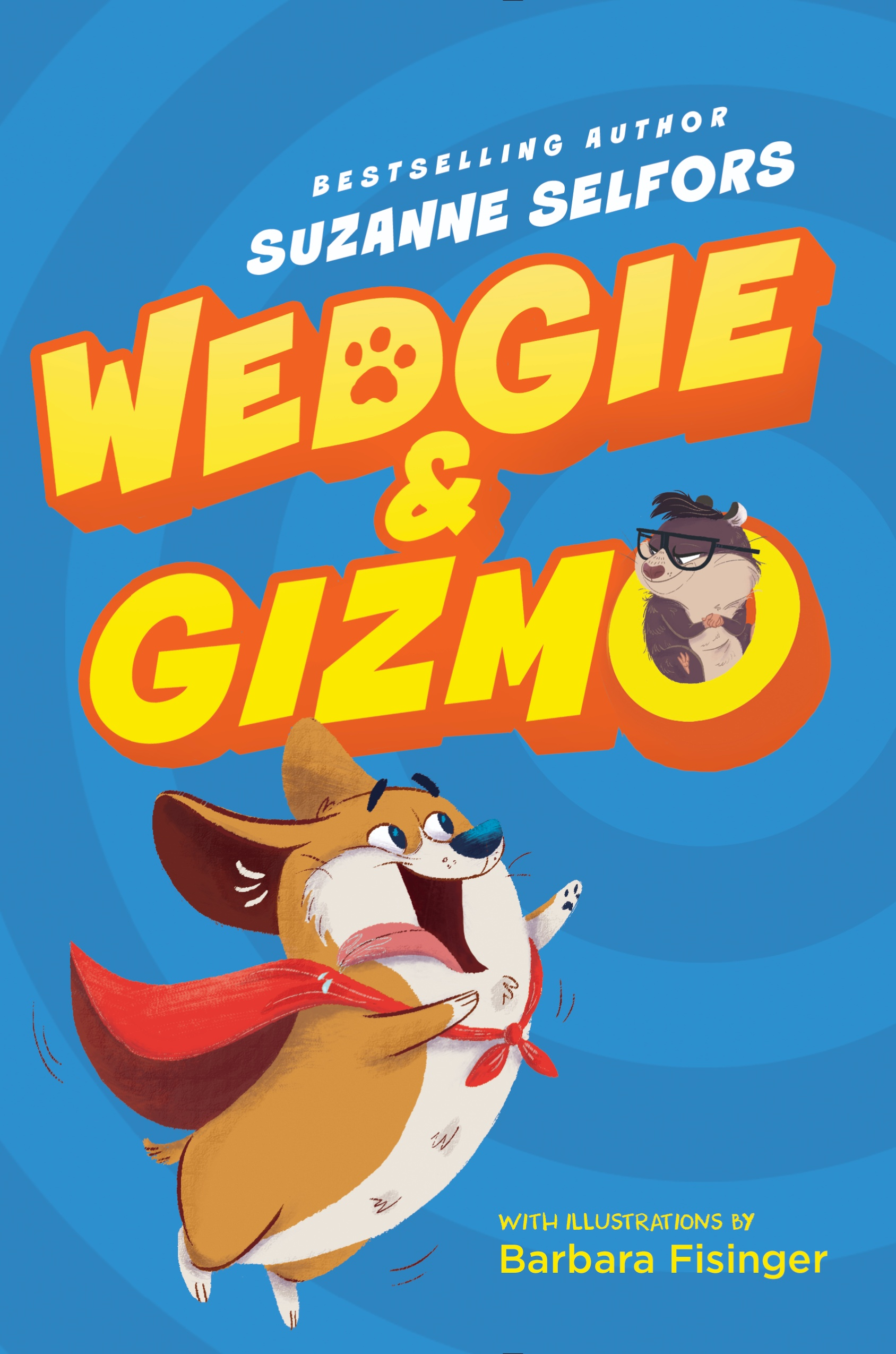 Wedgie and Gizmo Series