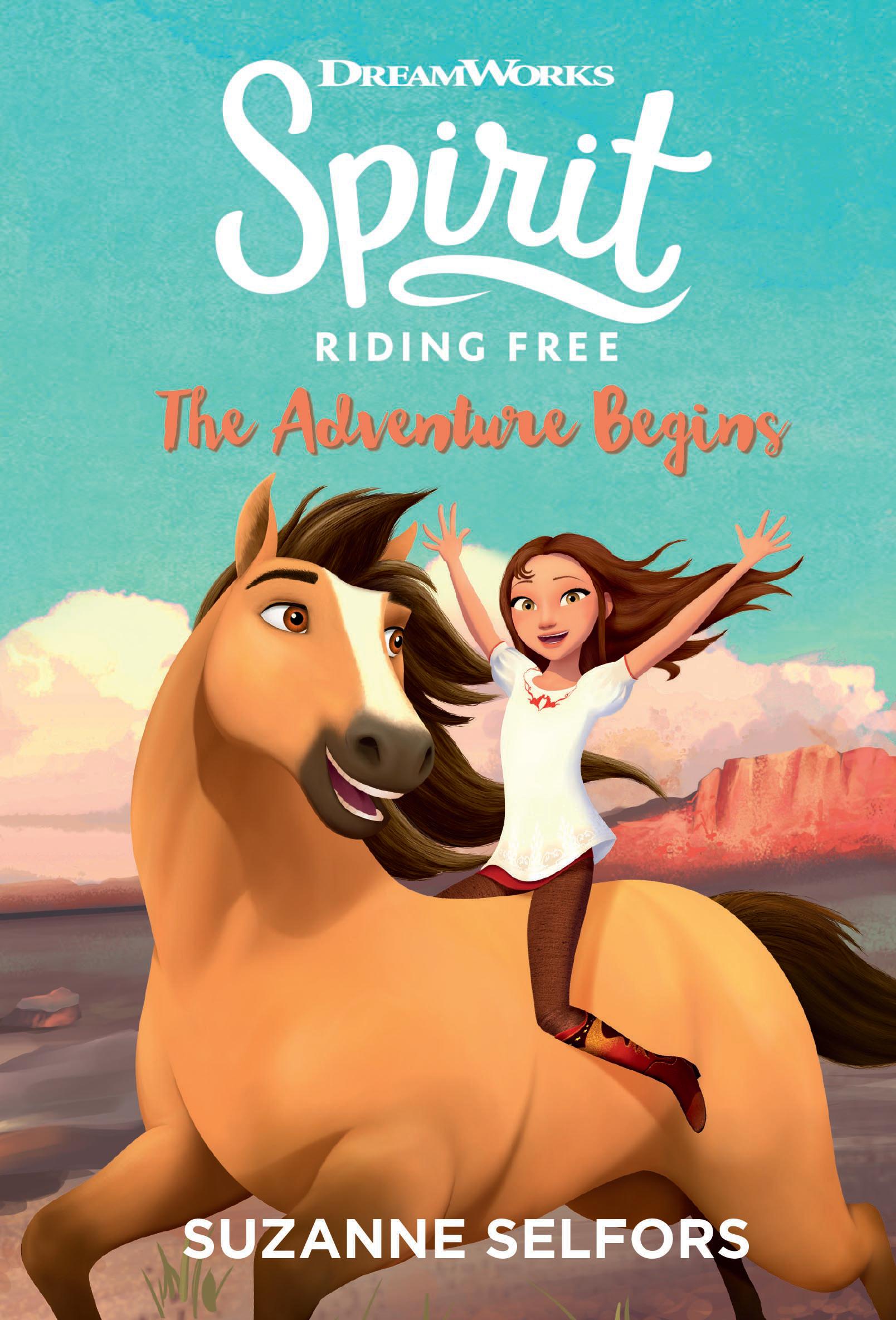 The Spirit Riding Free Books