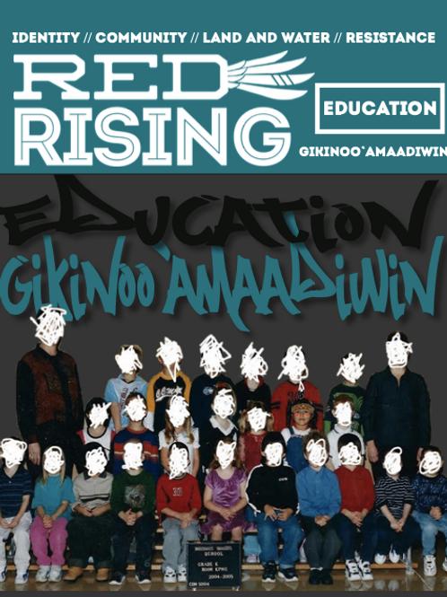 Education Magazine (Single Use)