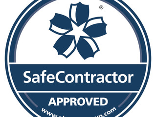 Top Safety Accreditation for Stromtechs Ltd