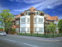 Cheam Apartment Complex Completed
