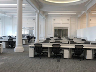 Oxford Circus Office Refurbishment