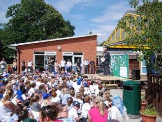 Oak Tree School Completed